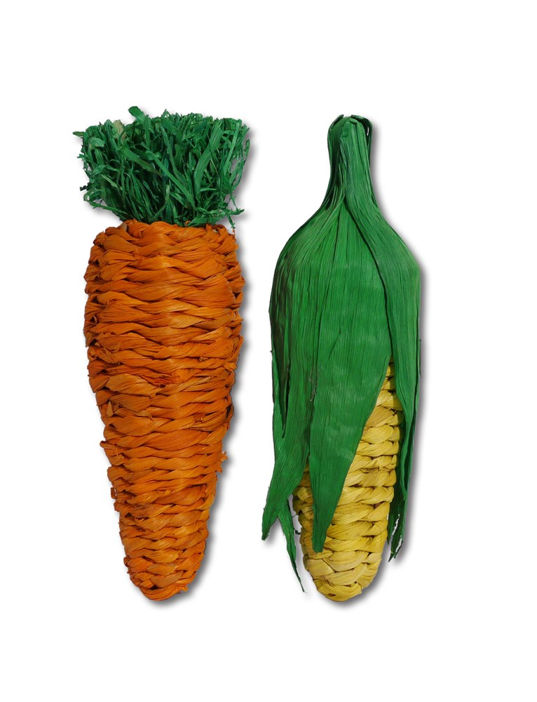 Jumbo Play Veg Carrot and Corn