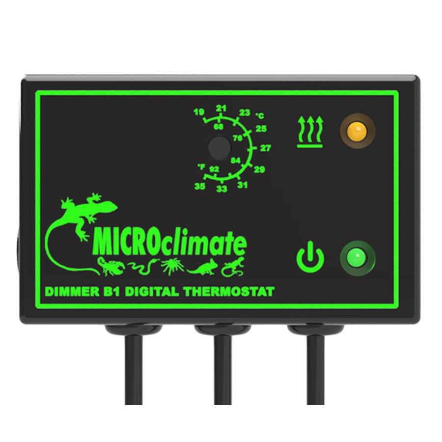 MicroClimate Dimmer B1 Thermostat 600W