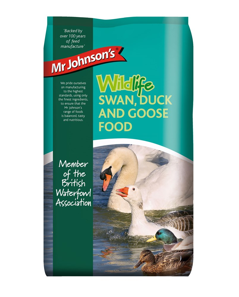 Mr Johnson's Wildlife Swan, Duck and Goose 750G