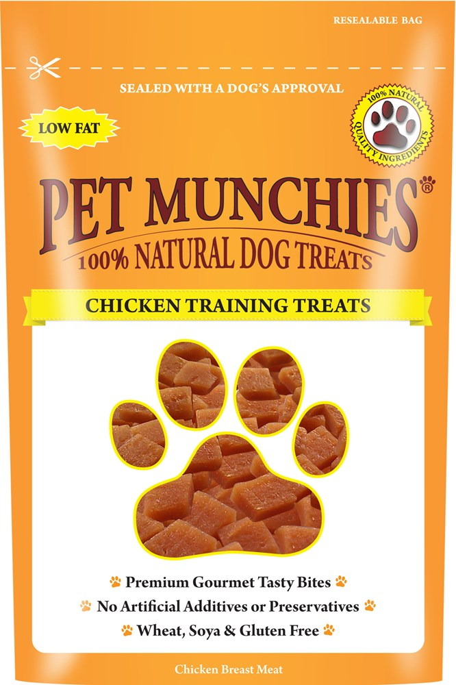 Pet Munchies Training Treats Chicken 50g