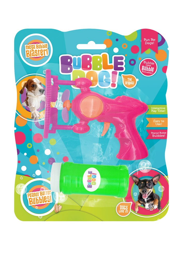 Bubble in Bubble Electric Gun