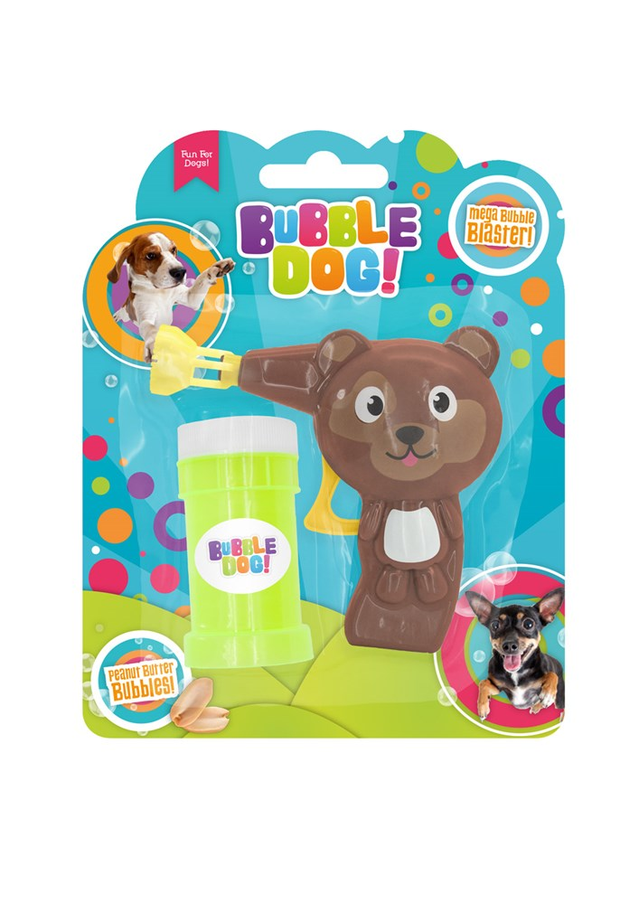 Doggie Bubble Manual Gun