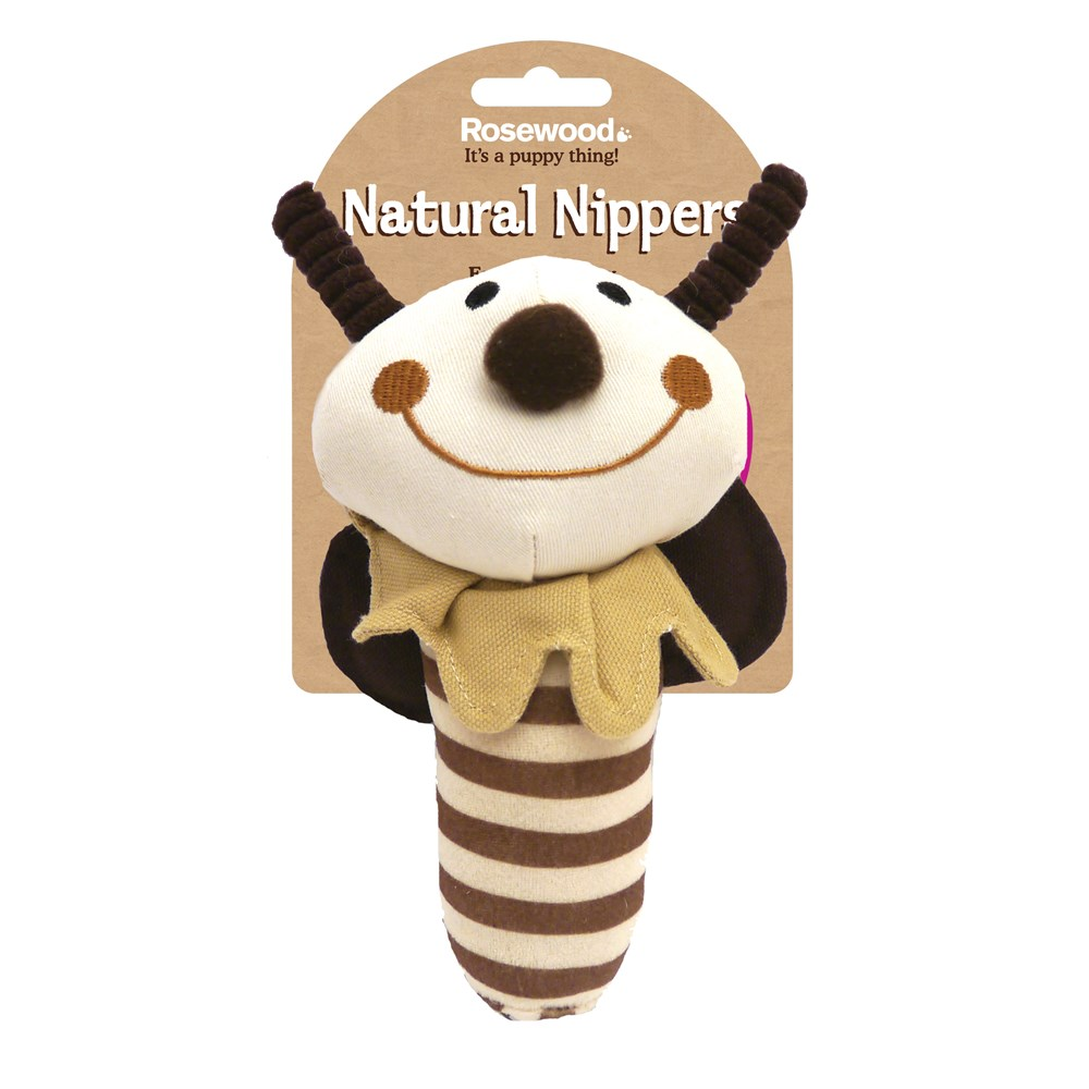 Natural Nippers Shake and Rattle