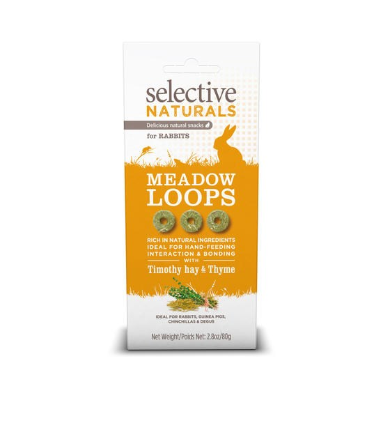 Selective Naturals Meadow Loops 80g