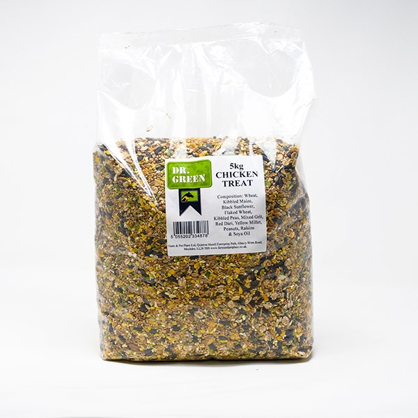 Dr Green Chicken Treat 5kg