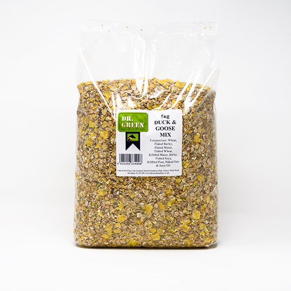 Dr Green Duck & Goose Mix 15kg
