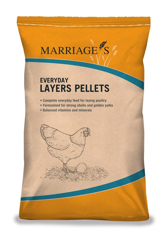 Marriages Everyday Layers Pellets 20kg