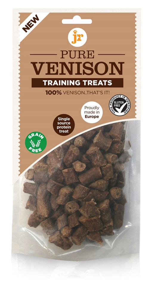 Pure Venison Training Treats 85G