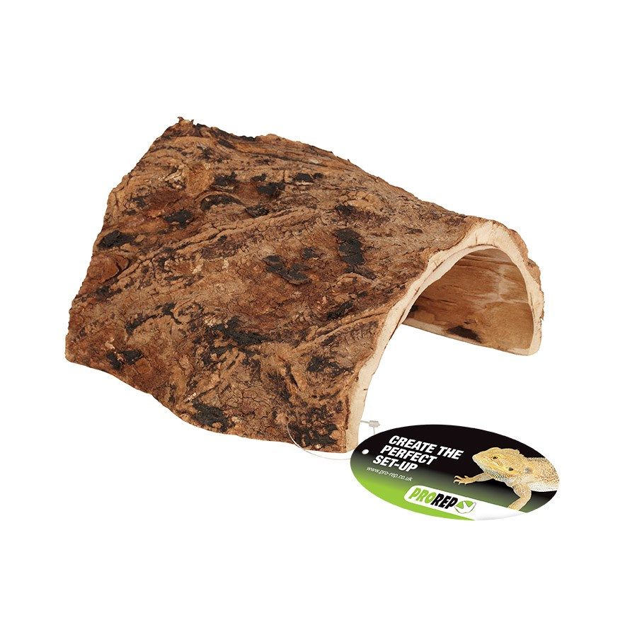 ProRep Natural Wooden Hide 20cm