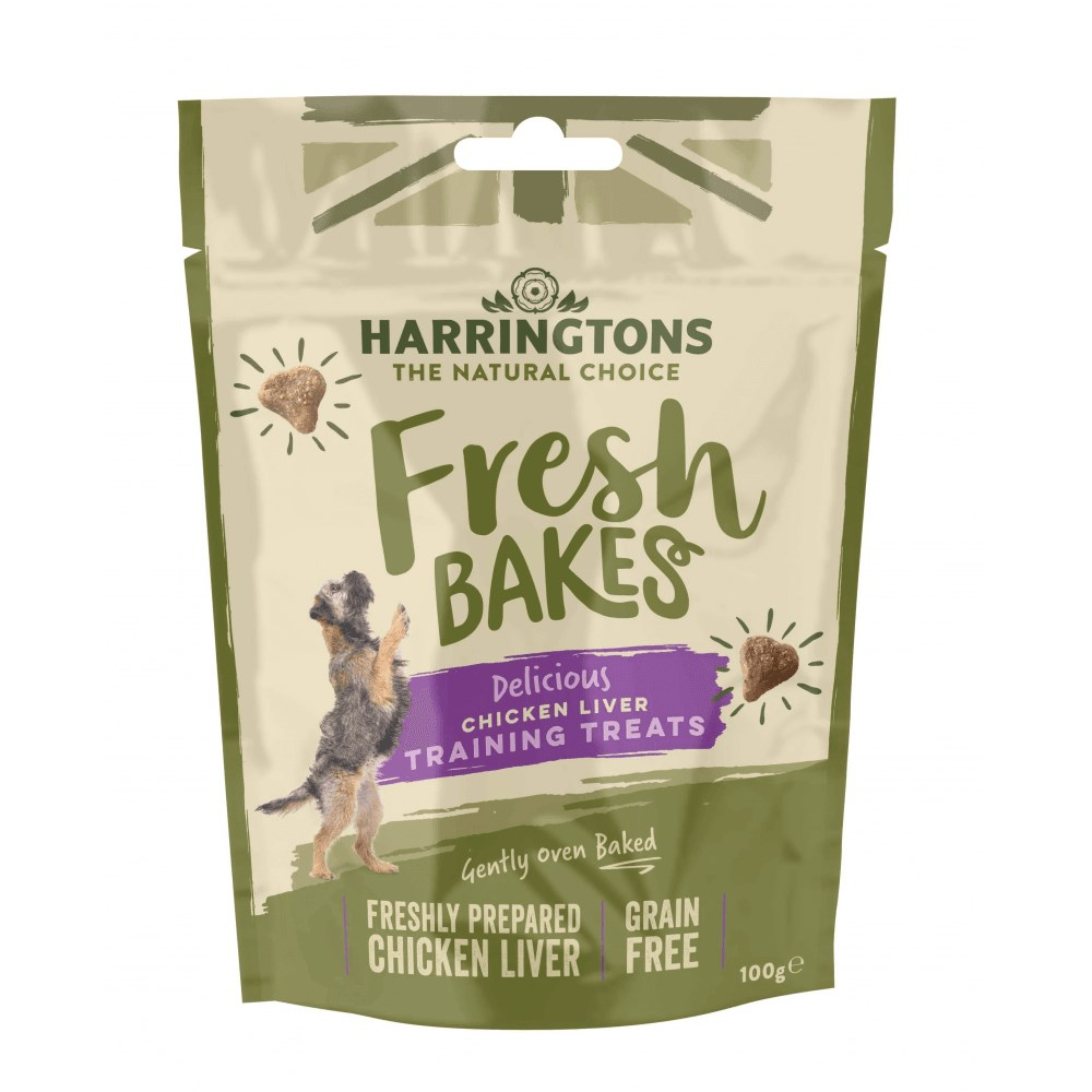 Harringtons Training Treats 100g