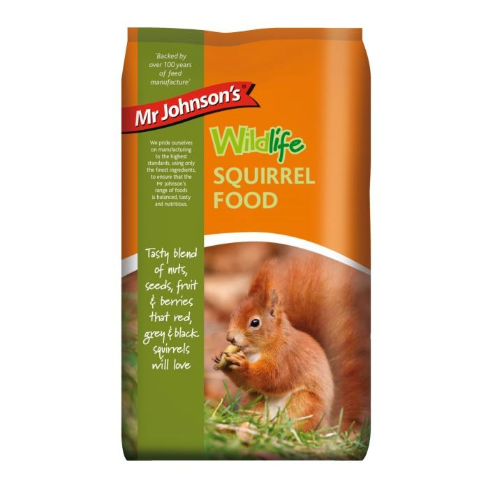 MR JOHNSONS SQUIRREL FOOD 900G