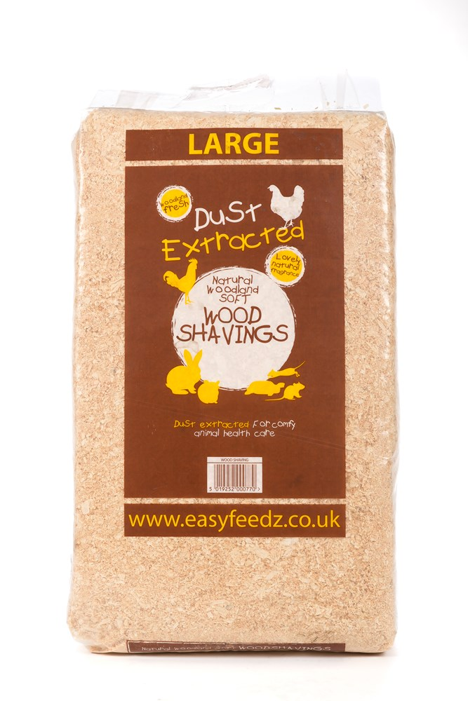 Softwood Shavings Large 2.9KG