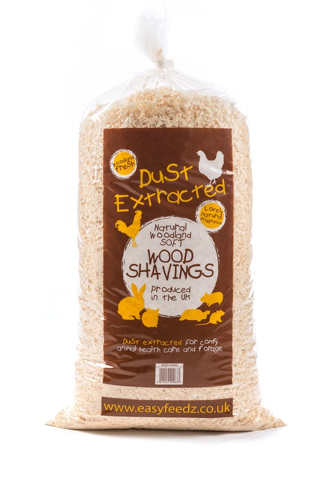 Hand Tied Softwood Shavings Loose 1.7kg