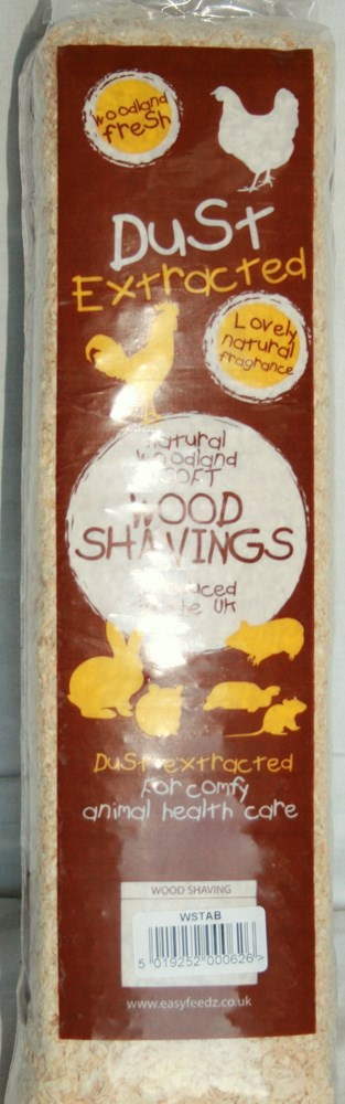 Softwood shavings Tablet - 700g