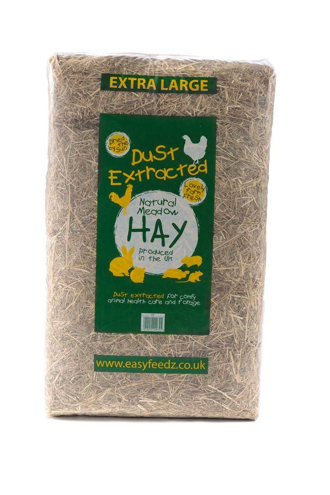 Meadow Hay Bale XL - 4kg