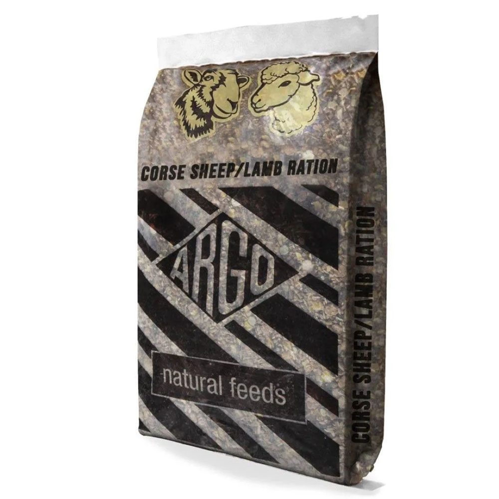 ARGO COARSE SHEEP & LAMB RATION 20KG