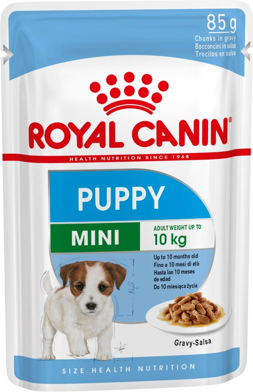 Royal Canin Puppy Mini  - Pouch 85G
