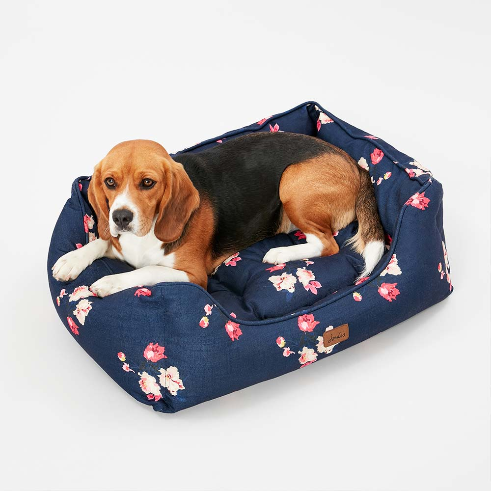 JOULES FLORAL BOX BED S