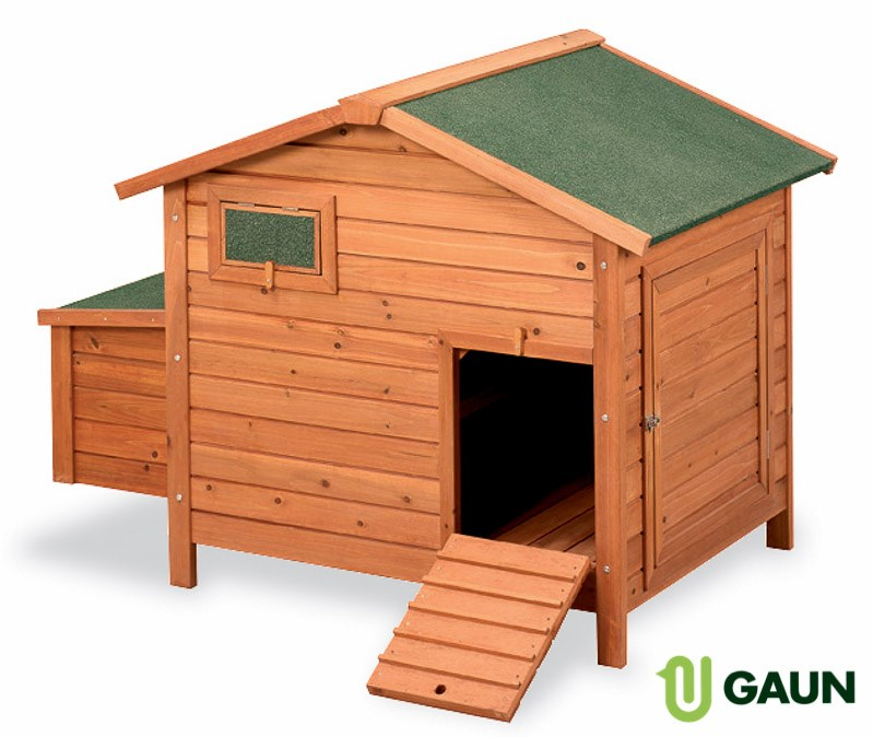 Gaun Chicken House Berlin 111.5x90x99cm