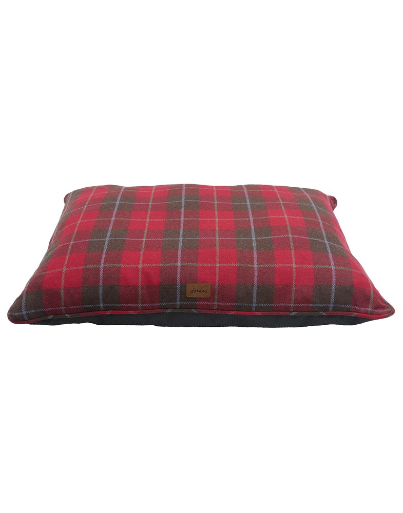 JOULES RED COUNTRY TWEED MATTRESS - M