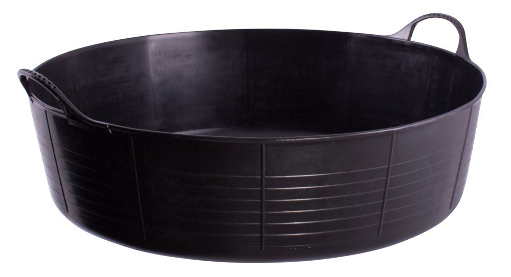 Gorilla Tub Recycled Large Shallow 35L