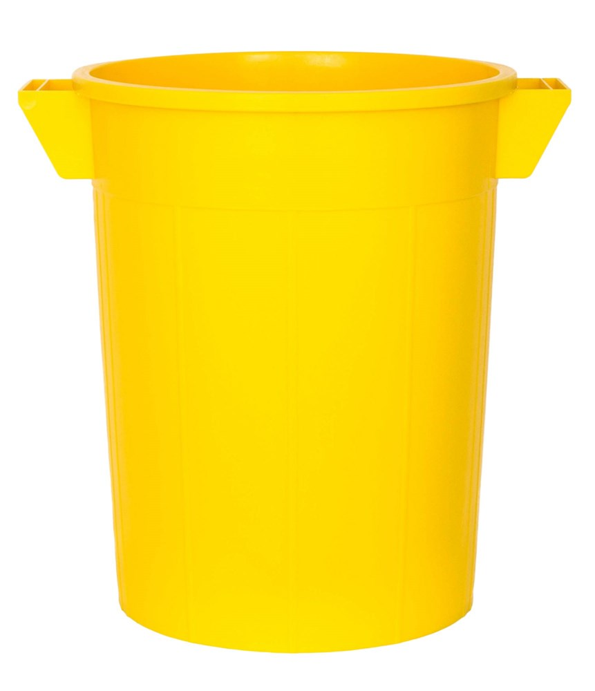 Red Gorilla 50L Mixing Bucket - Yellow