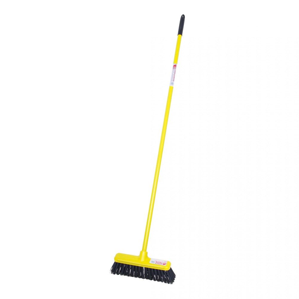 Red Gorilla Complete Broom 30cm - Yellow