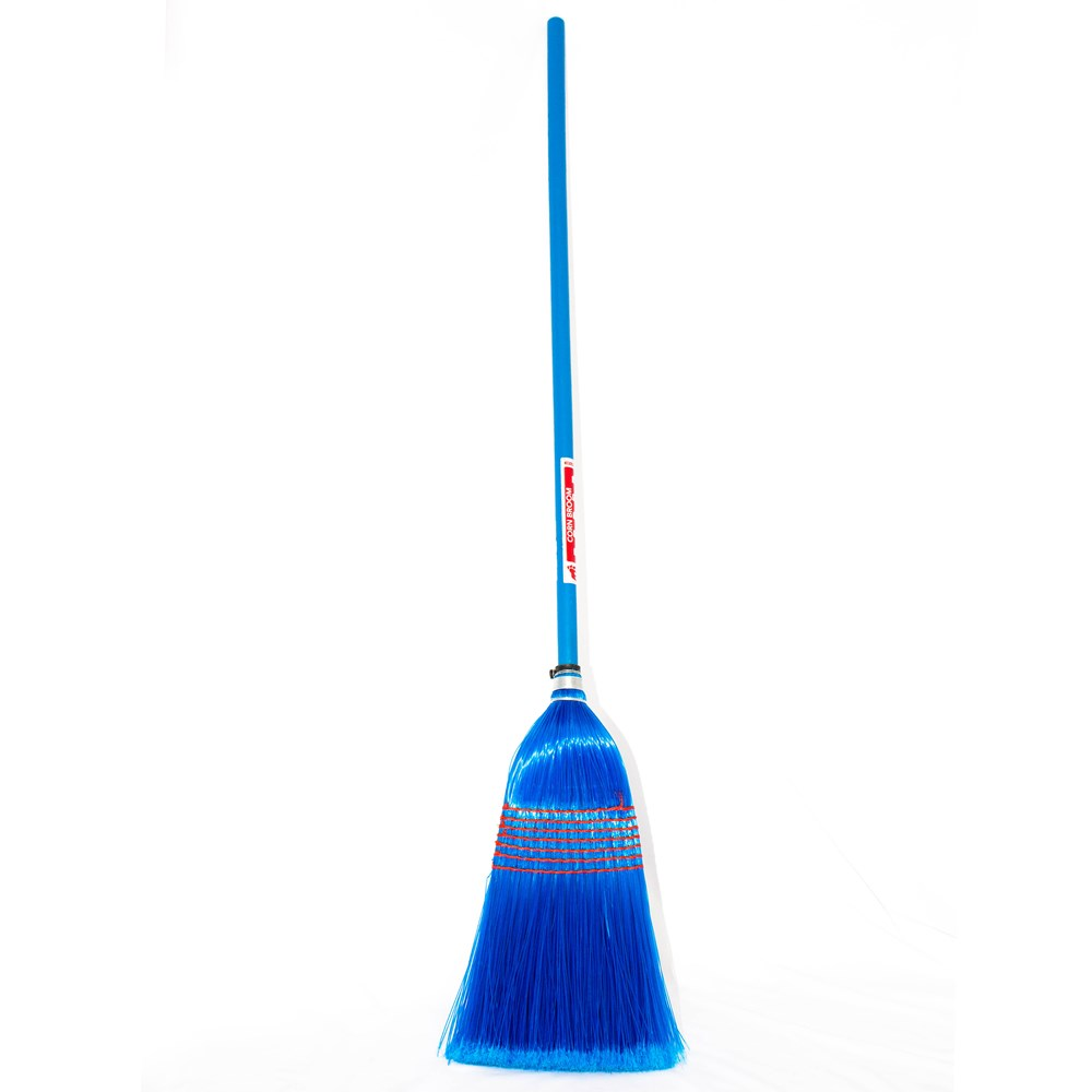 Red Gorilla Deluxe Broom - Large Blue