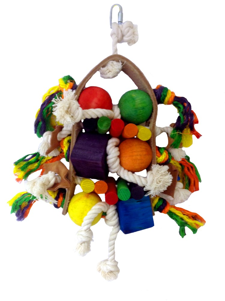 THE FIREWORK BIRD TOY