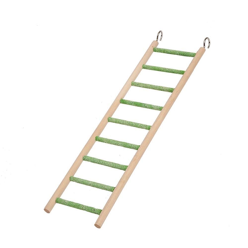 NINE STEP CEMENT LADDER