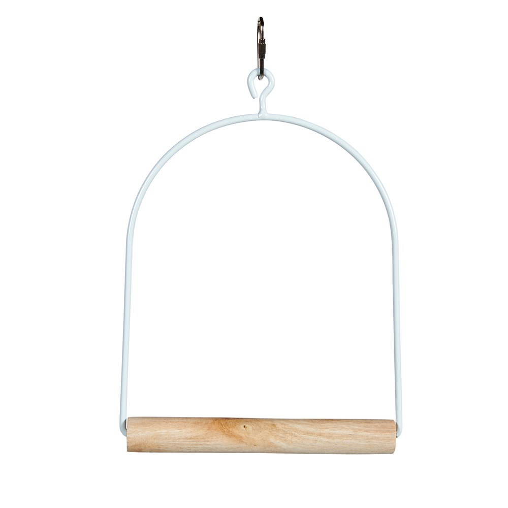 CAGE SWING WHITE
