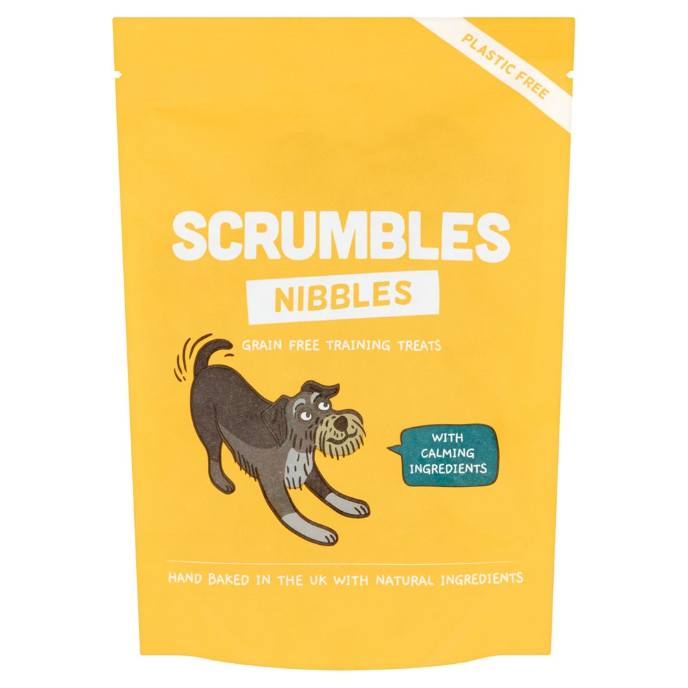 Scrumbles Nibbles Calming Training Treats