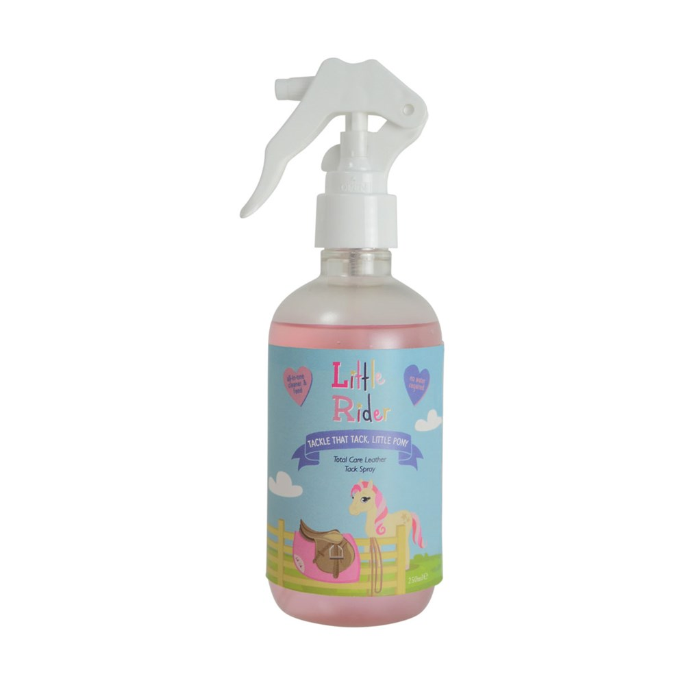 LITTLE RIDER LEATHER TACK SPRAY 250ML