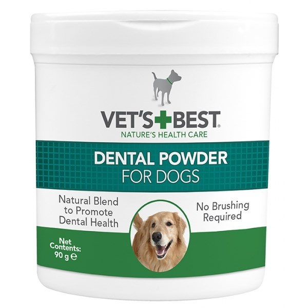 DENTAL POWDER FOR DOGS