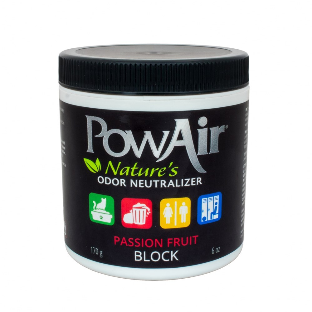 POWAIR BLOCK 170G - PASSION FRUIT