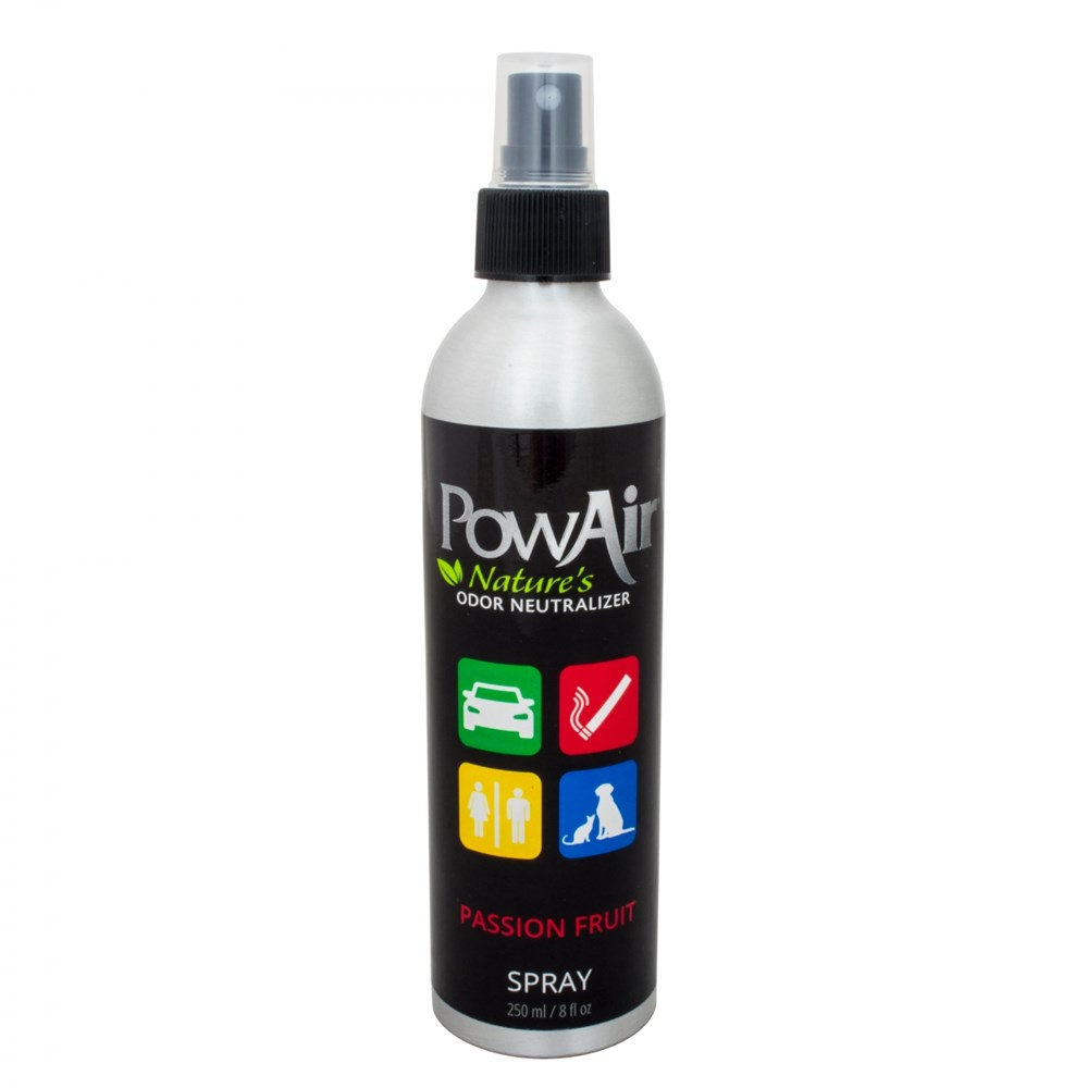 POWAIR AIR SPRAY 250ML - PASSION FRUIT