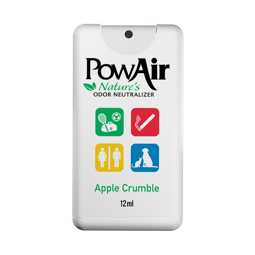POWAIR CARD SPRAYER APPLE CRUMBLE