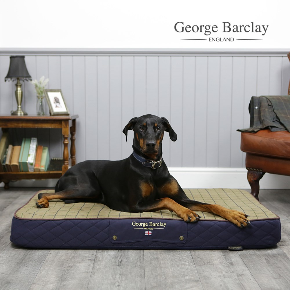 George Barclay Country Mattress Bed - Midnight Medium