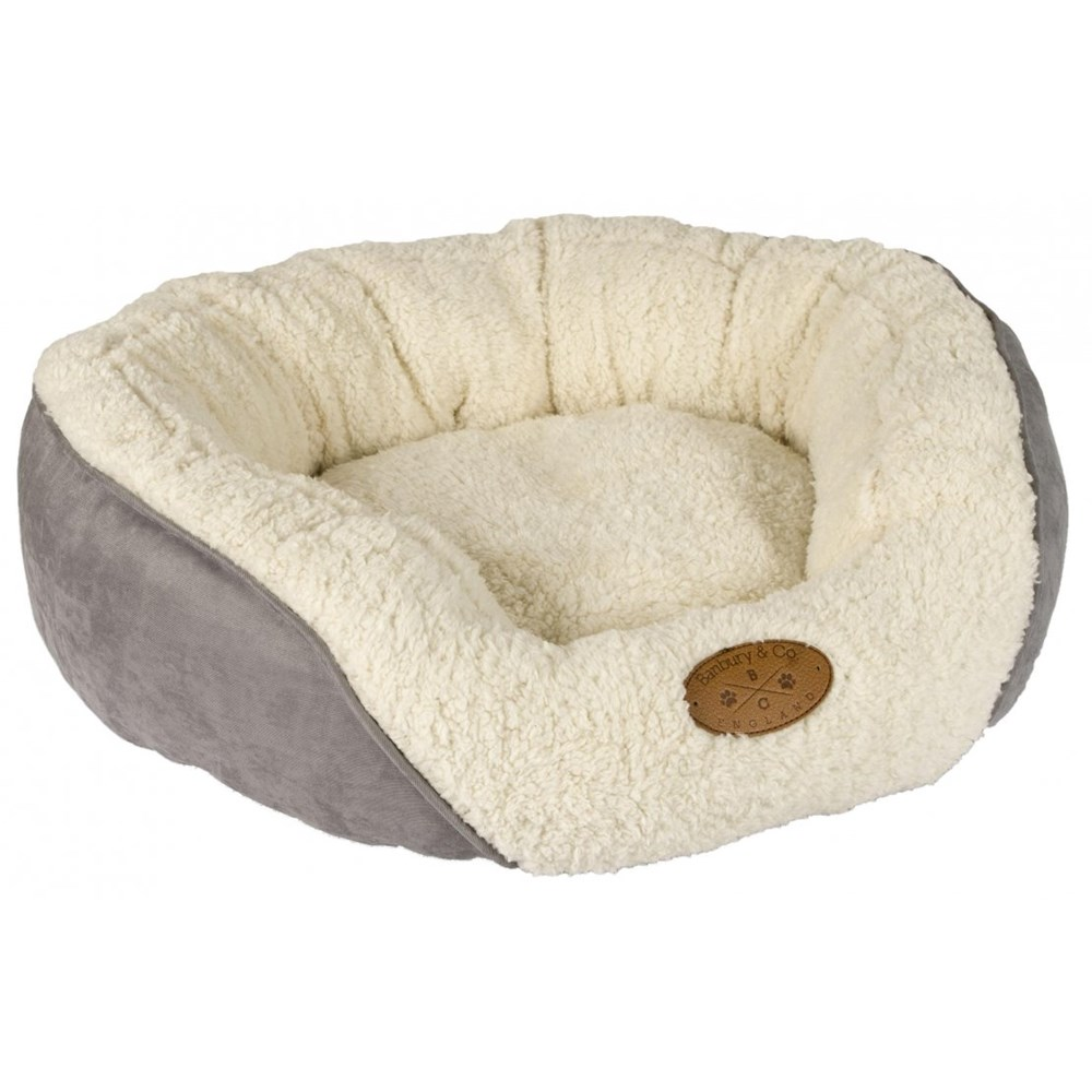 BANBURY & CO LUXURY COSY DOG BED MEDIUM