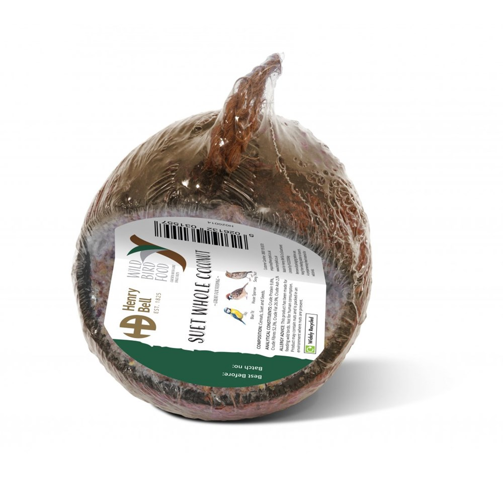 Henry Bell Whole Coconut