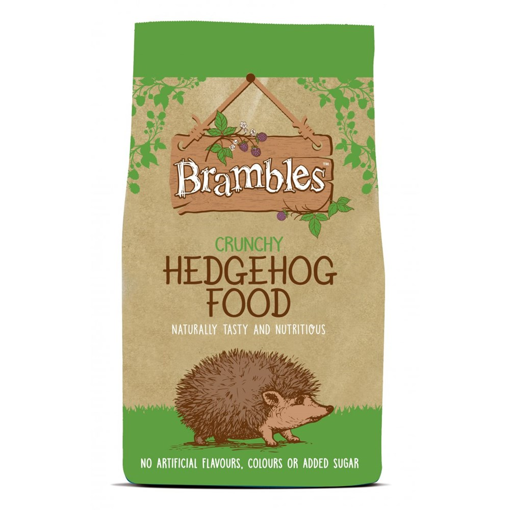 BRAMBLES CRUNCHY HEDGEHOG FOOD 2KG