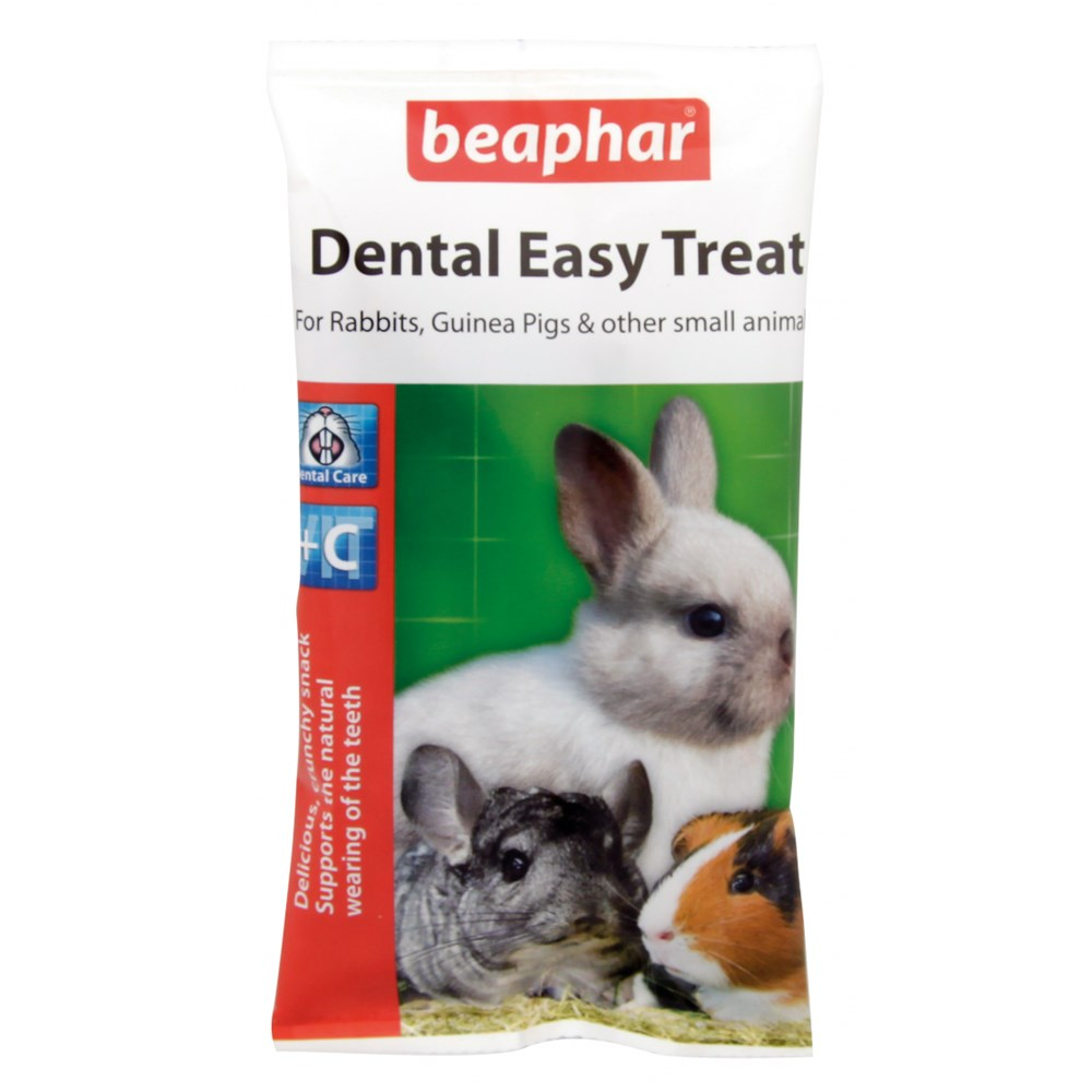 BEAPHAR SM ANIMAL DENTAL TREAT 60G