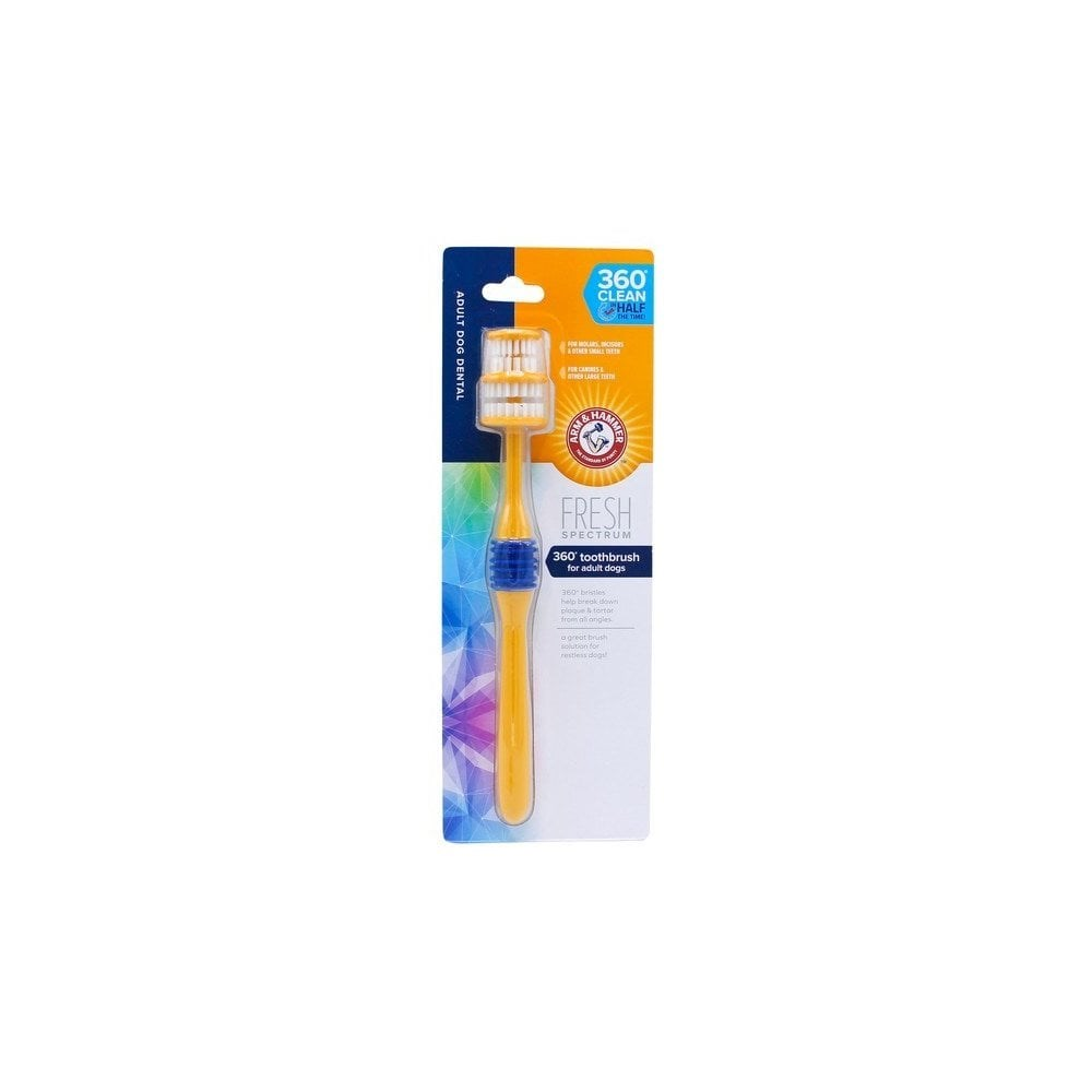ARM & HAMMER 360 DEGREE TOOTHBRUSH ADULT