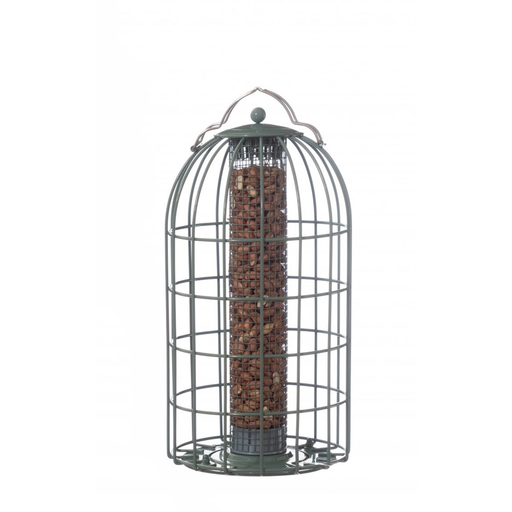 The Nuttery Classic Original Nut Squirrel Proof Wild Bird Feeder