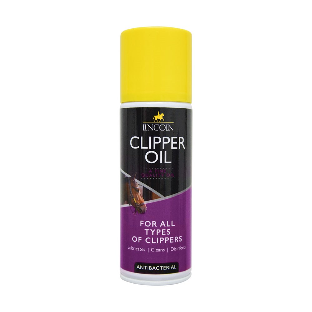 LINCOLN CLIPPER OIL 150G