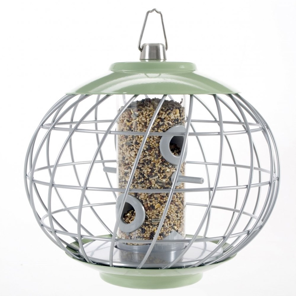 The Nuttery - Classic Helix  Squirrel Proof Seed Feeder