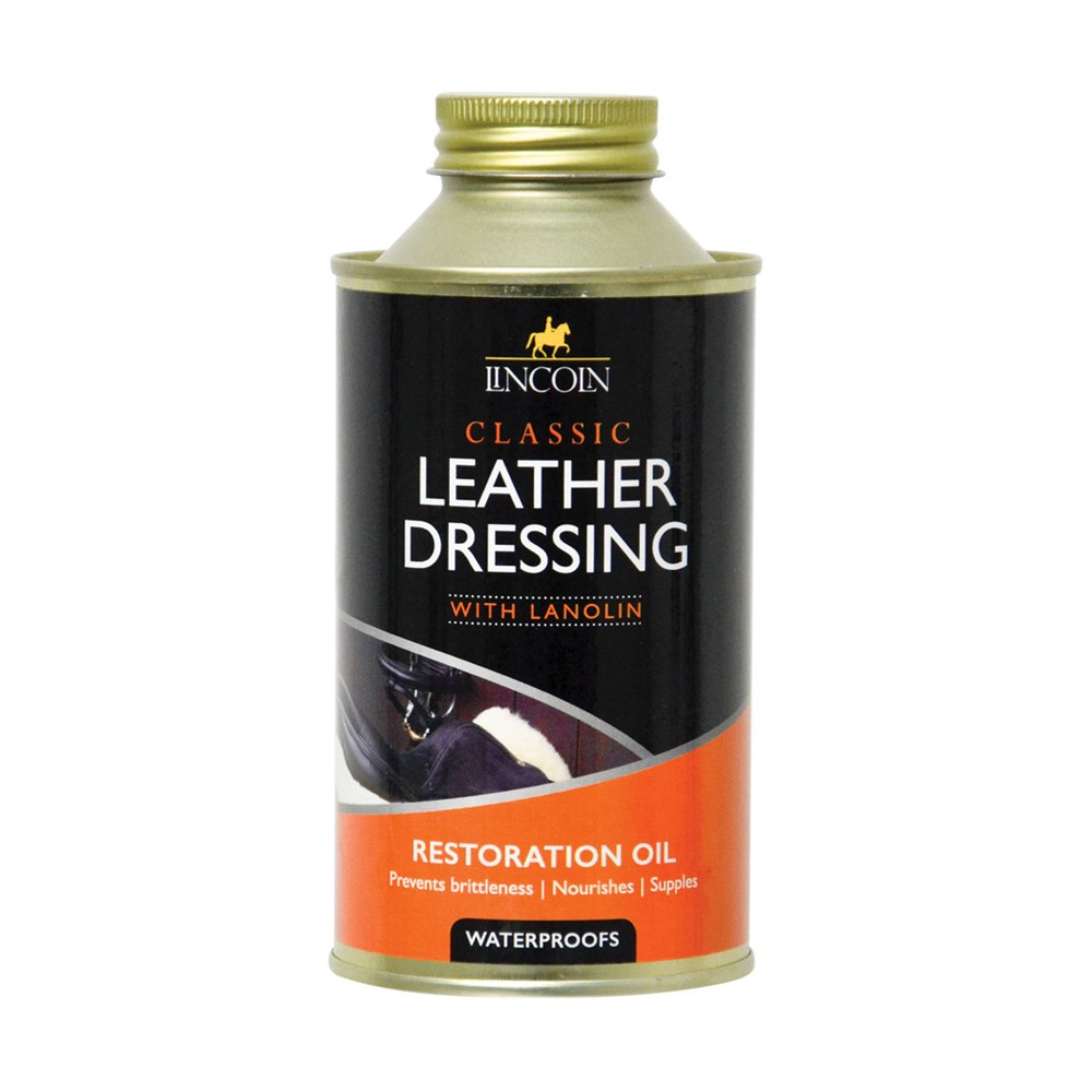 LINCOLN CLASSIC LEATHER DRESSING 500ML