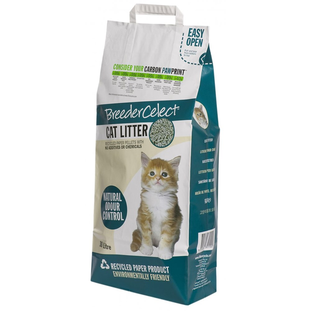 BREEDER SELECT CAT LITTER 30L