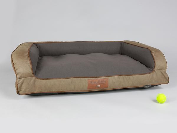 George Barclay Ashurst Sofa Bed Large - Chestnut