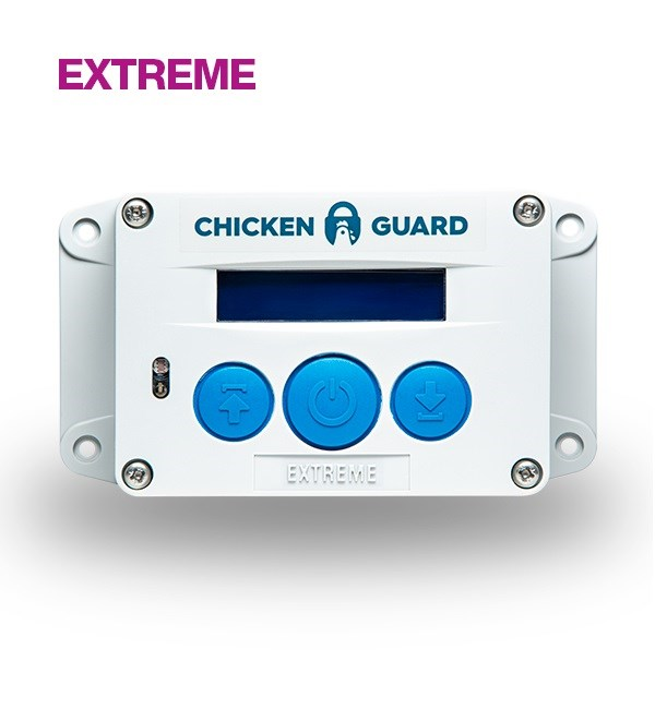 CHICKEN GUARD EXTREME DOOR OPENER